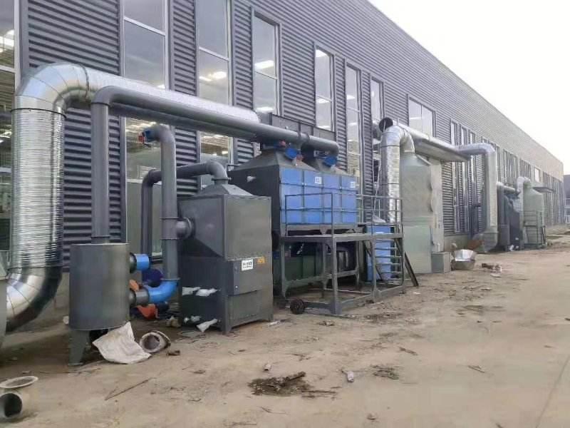 rco废气催化燃烧装置